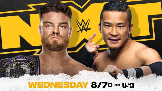 WWE NXT Preview For 03/24/2021 [Jordan Devlin Takes On KUSHIDA, WALTER In Action]