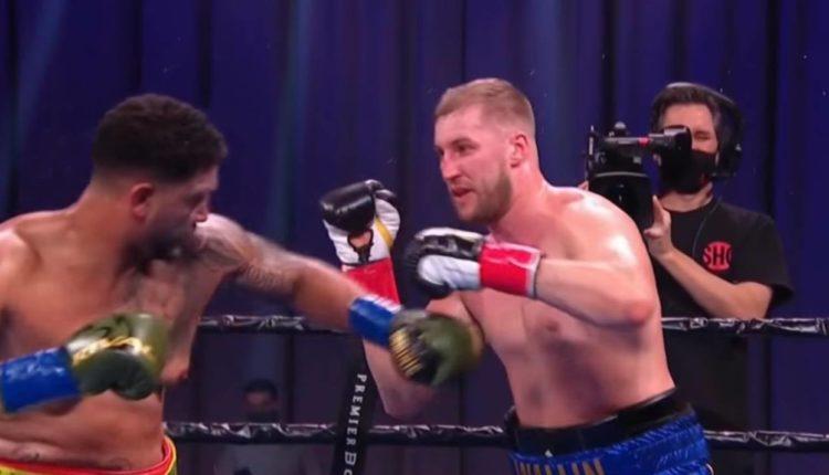 Otto Wallin Boxing