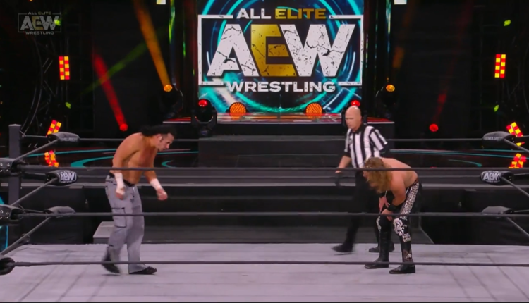 AEW Revolution Results: Hangman Page vs. Matt Hardy