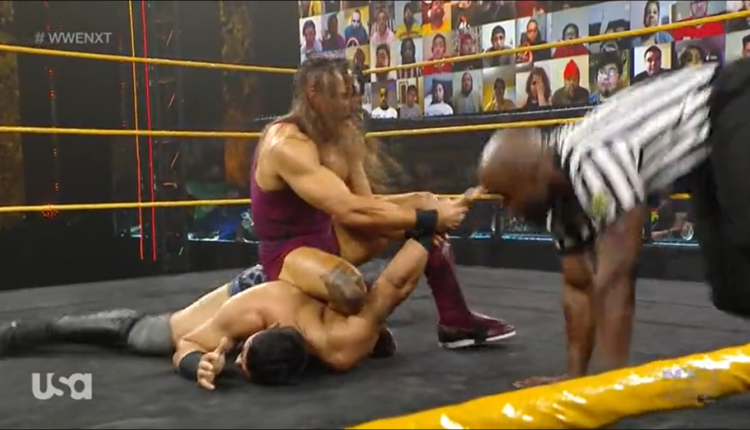 WWE NXT Results: Jake Atlas vs. Pete Dunne