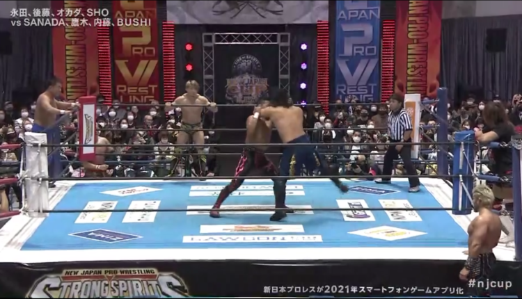 NJPW New Japan Cup Night Six: Results & Ratings [Hirooki Goto & Shingo Takagi Steal Show In Undercard Tag Action]