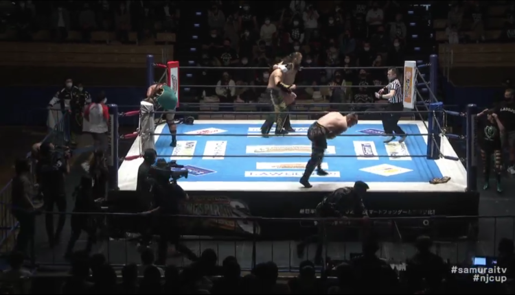 NJPW New Japan Cup Night Nine: Results & Ratings [The United Empire Clash With Suzuki-Gun]