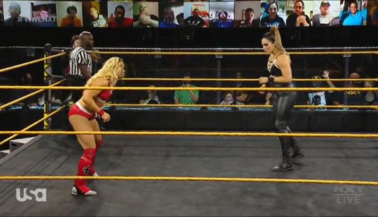 WWE NXT Results: Zoey Stark & Io Shirai vs. Dakota Kai & Raquel Gonzalez