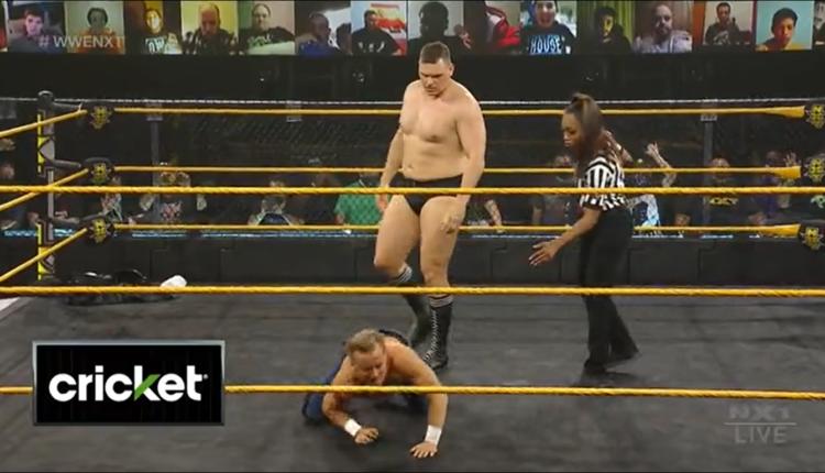 WWE NXT Results: WALTER vs. Drake Maverick