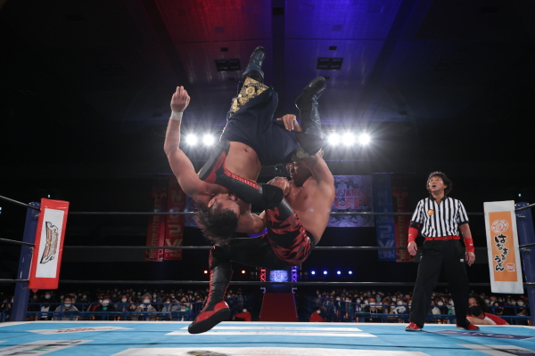 NJPW New Japan Cup Night Seven: Results & Ratings [KENTA & Minoru Suzuki Have First Singles Match Since 2005, Shingo & Goto Go To War]