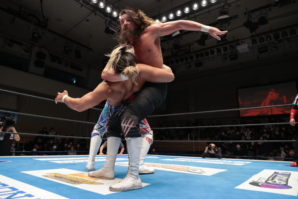NJPW New Japan Cup Night Nine: Results & Ratings [Jay White & Hiroshi Tanahashi Close Out Second Round Action]