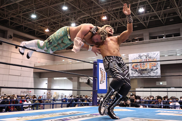 NJPW New Japan Cup Night Eleven: Results & Ratings [Jay White & David Finlay Show How Far They've Come, SANADA & Will Ospreay Have Another Classic]