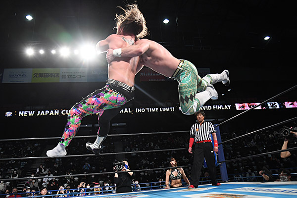 NJPW New Japan Cup Night Twelve: Results & Ratings [David Finlay Looks To Keep Cinderella Story Going Against Will Ospreay, EVIL Faces Shingo Takagi]