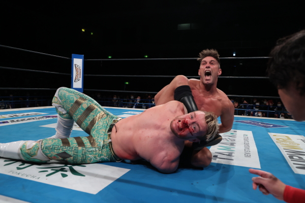 NJPW New Japan Cup Night Eight: Results & Ratings [Zack Sabre Jr. & Will Ospreay Tear The House Down]
