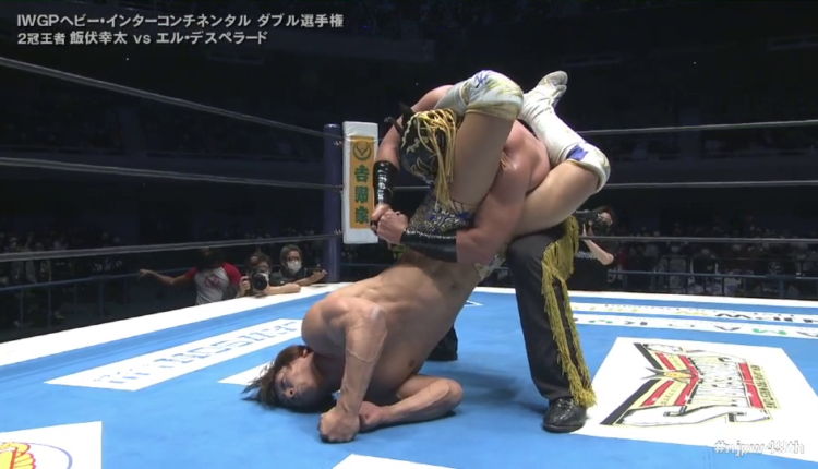 NJPW 49th Anniversary: Results & Ratings [Kota Ibushi Defends IWGP Double Gold For Last Time, New Japan Cup Begins]