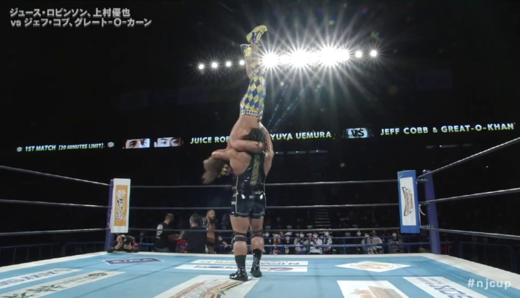 NJPW New Japan Cup Night Twelve: Results & Ratings [Undercard Action From Young Lions, United Empire, Suzuki-Gun and More]