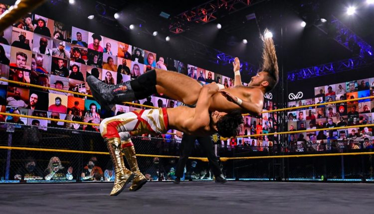 WWE 205 Live Results: August Grey vs. Mansoor