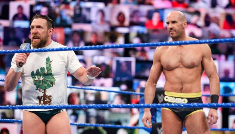Could We See Daniel Bryan Reignite His Passion For Wrestling In WWE NXT?