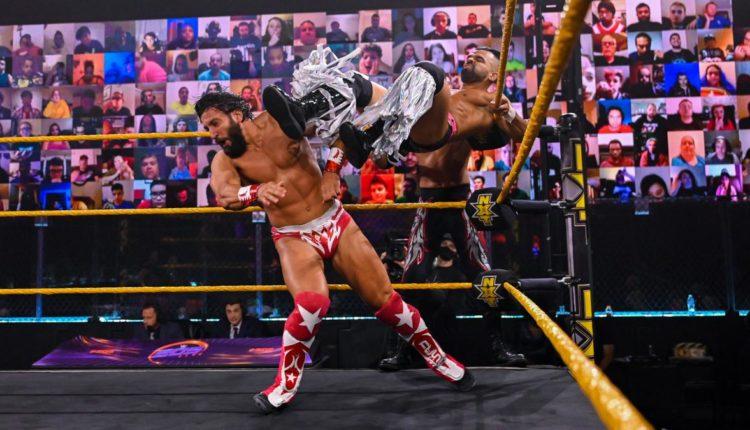 WWE 205 Live Results: Ariya Daivari & Tony Nese vs. Bolly-Rise (Chase Parker & Sunil Singh)