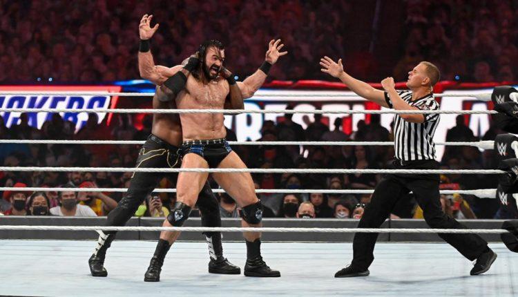 Drew McIntyre Speaks On Making Bobby Lashley At WWE Wrestlemania 37 91