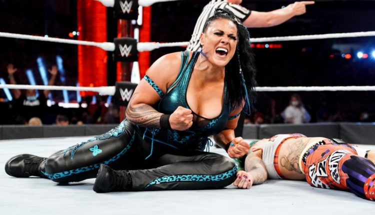 WWE Wrestlemania 37 Night One Results: Tamina Nails Superfly Splash To Punch Ticket To WWE Women's Tag Team Championship Shot Tomorrow Night