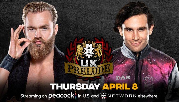 WWE NXT UK Prelude Results: Tyler Bate vs. Noam Dar