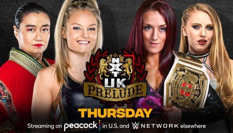 WWE NXT UK Prelude Results: Isla Dawn & Kay Lee Ray vs. Emilia McKenzie & Meiko Satomura