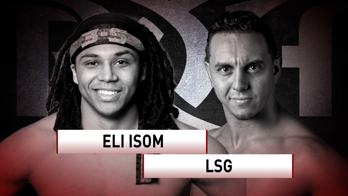 Ring Of Honor Results: Eli Isom vs. LSG