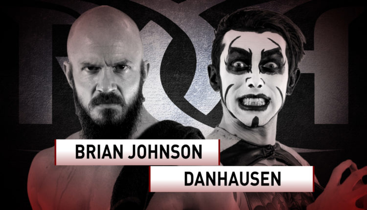 Ring Of Honor Results: Brian Johnson vs. Danhausen