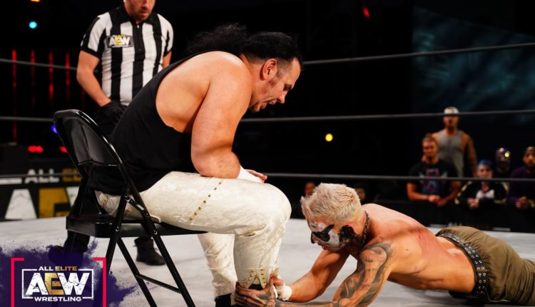 AEW Dynamite Results: Darby Allin Defeats Matt Hardy With Coffin Drop In Insane Falls Count Anywhere Match To Retain TNT Championship
