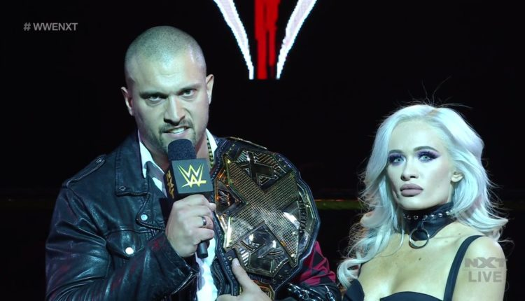 WWE NXT Results: Karrion Kross Claims That Now He Commands Everything In NXT