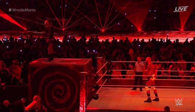WWE Wrestlemania 37 Night Two Results: Randy Orton Defeats The Fiend Via RKO