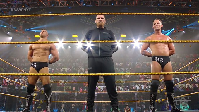 WWE NXT Results: Imperium Crush Ever-Rise With The European Bomb