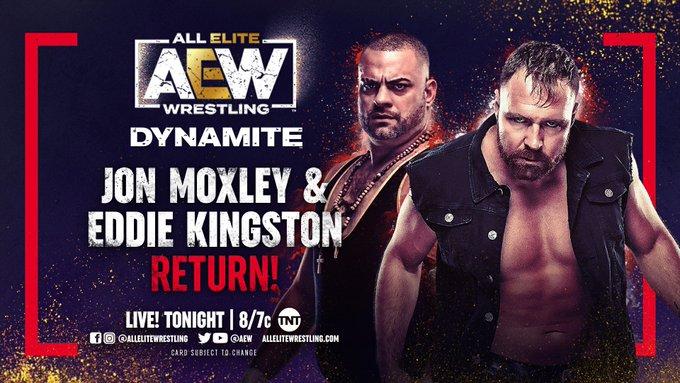 AEW Dynamite Results: Jon Moxley & Eddie Kingston Raise Some Hell, Destroy The Elite's Trailer