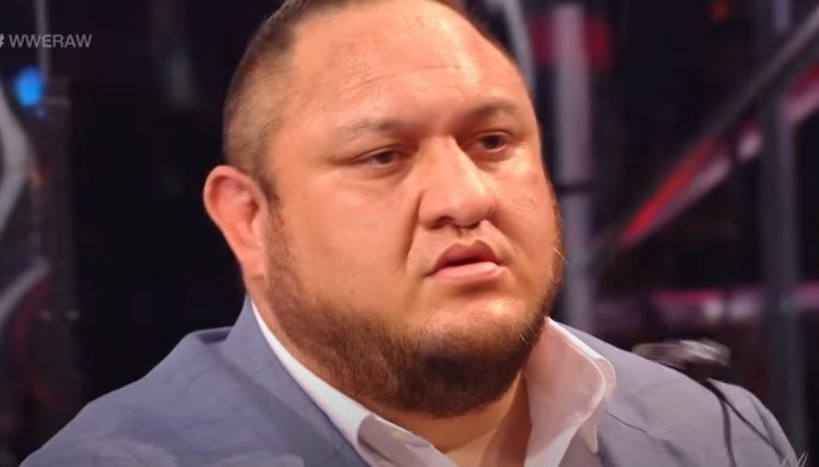 WWE Releases Samoa Joe