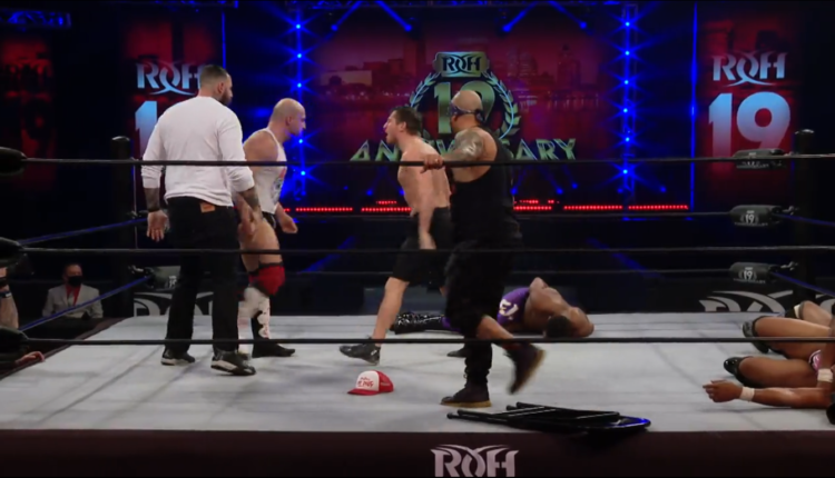 Tony Deppen, Chris Dickinson & Homicide Remain Free Agents, No Contracts With Ring Of Honor