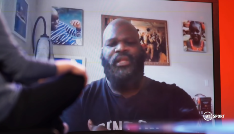 WWE Hall of Famer Mark Henry Calls Out WALTER For One Final Match