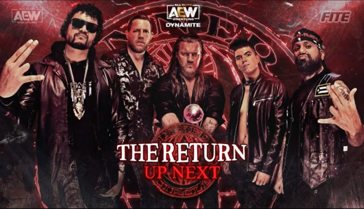AEW Dynamite Results: The Inner Circle Is Back, And Better Than Ever