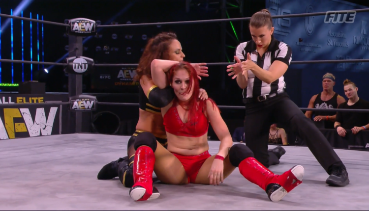 Ivelisse Speaks On Her Issues With AEW's Thunder Rosa