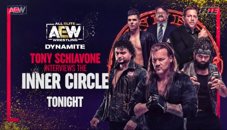 AEW Dynamite Results: Inner Circle Tear The Pinnacle Apart Verbally Once Again