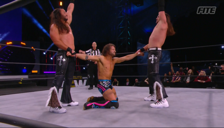 AEW Dynamite Results: The Young Bucks Defeat Matt & Mike Sydal Via BTE Trigger
