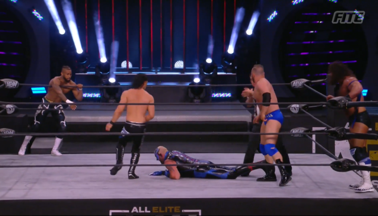 AEW Dynamite Results: The Factory Defeat The Nightmare Family, Cody Rhodes Returns