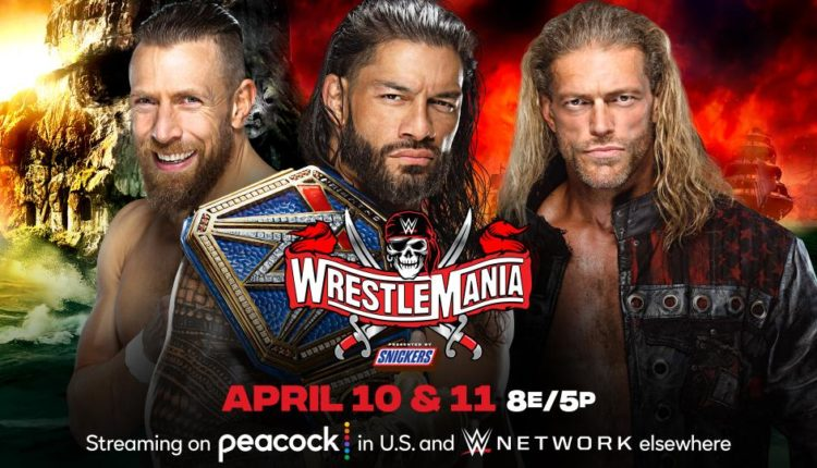 WWE WrestleMania 37 Predictions
