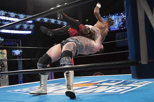 Finals Set For NJPW Strong Openweight Championship Tournament