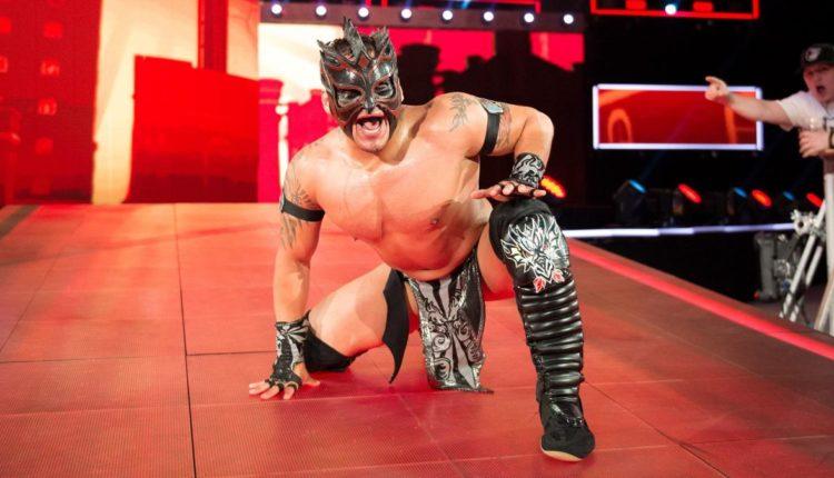 Samuray Del Sol (fka WWE's Kalisto) Launches Countdown Website