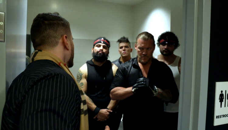 AEW Dynamite Results: MJF Has A Gift For The Pinnacle, The Inner Circle Returns