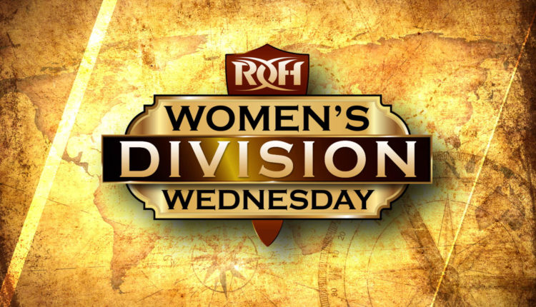Ring Of Honor To Reintroduce Women's Division, Weekly Matches To Air On YouTube
