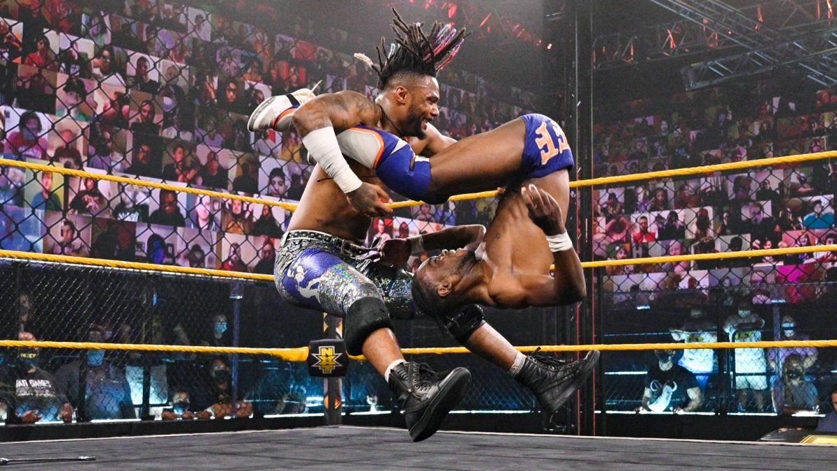 WWE NXT Results: Isaiah 'Swerve' Scott Defeats Leon Ruff Via JML Driver In Falls  Count Anywhere Brawl - The Overtimer