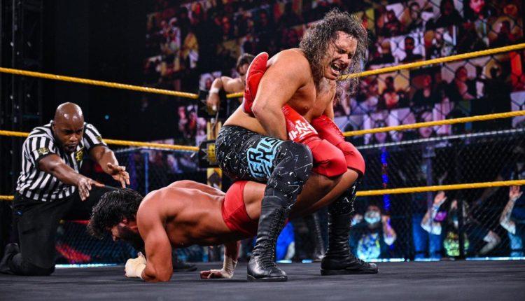WWE 205 Live Results: Ever-Rise Defeat Tony Nese and Ariya Daivari Via The Sweet Taste