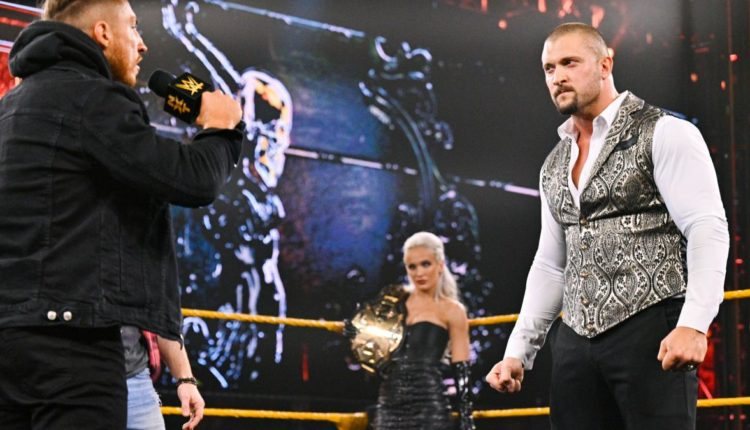 WWE NXT Results: Karrion Kross Addresses His Potential Challengers