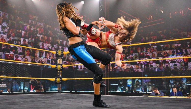 WWE NXT Results: Sarray Defeats Zayda Ramier Via German Suplex