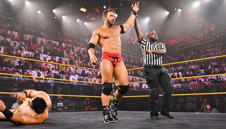 WWE NXT Results: LA Knight Defeats Jake Atlas Via Snap Cutter