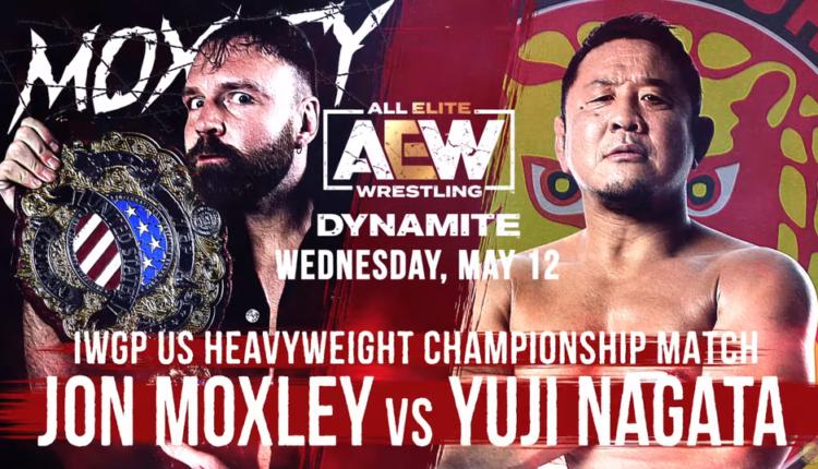 NJPW & AEW Relationship Getting Stronger As Yuji Nagata Set For Dynamite Appearance