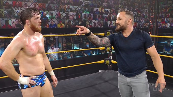 WWE NXT Results: Kyle O'Reilly Defeats Oney Lorcan, Bobby Fish Returns And Evens The Odds