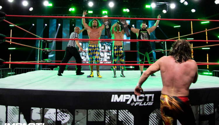 More New Japan Pro Wrestling Talent Coming To Impact Wrestling?